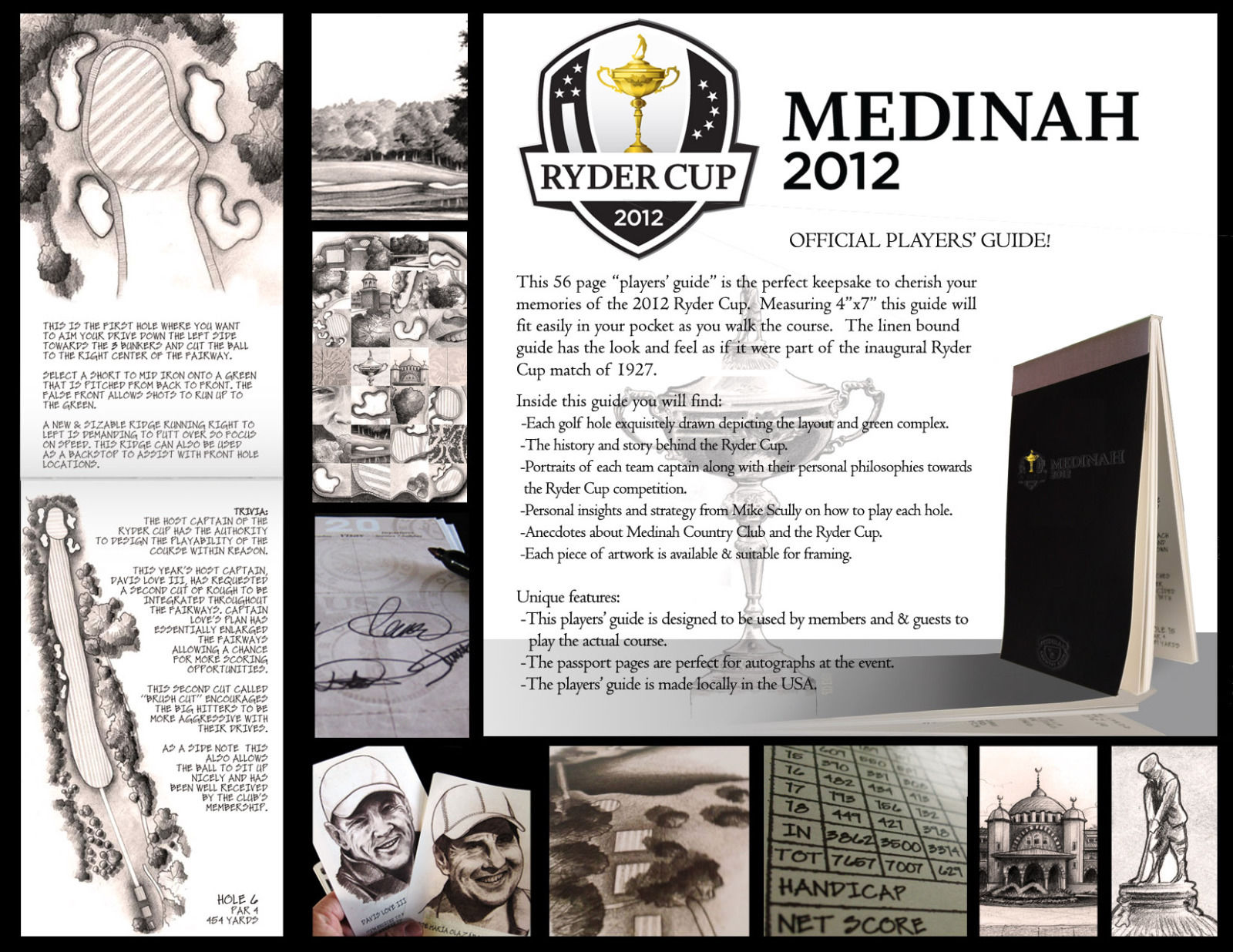 Buy Ryder Cup Guide Booklet